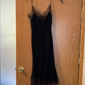 Sexy LBD with Lace detail